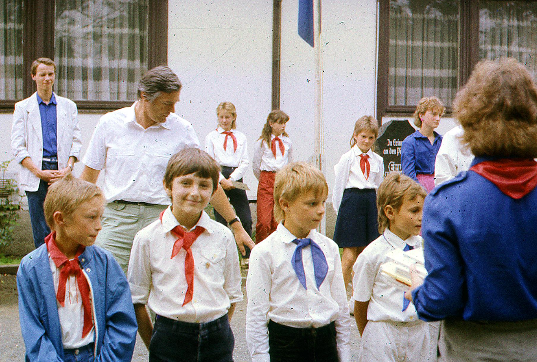 Samstag Schule In Der Ddr