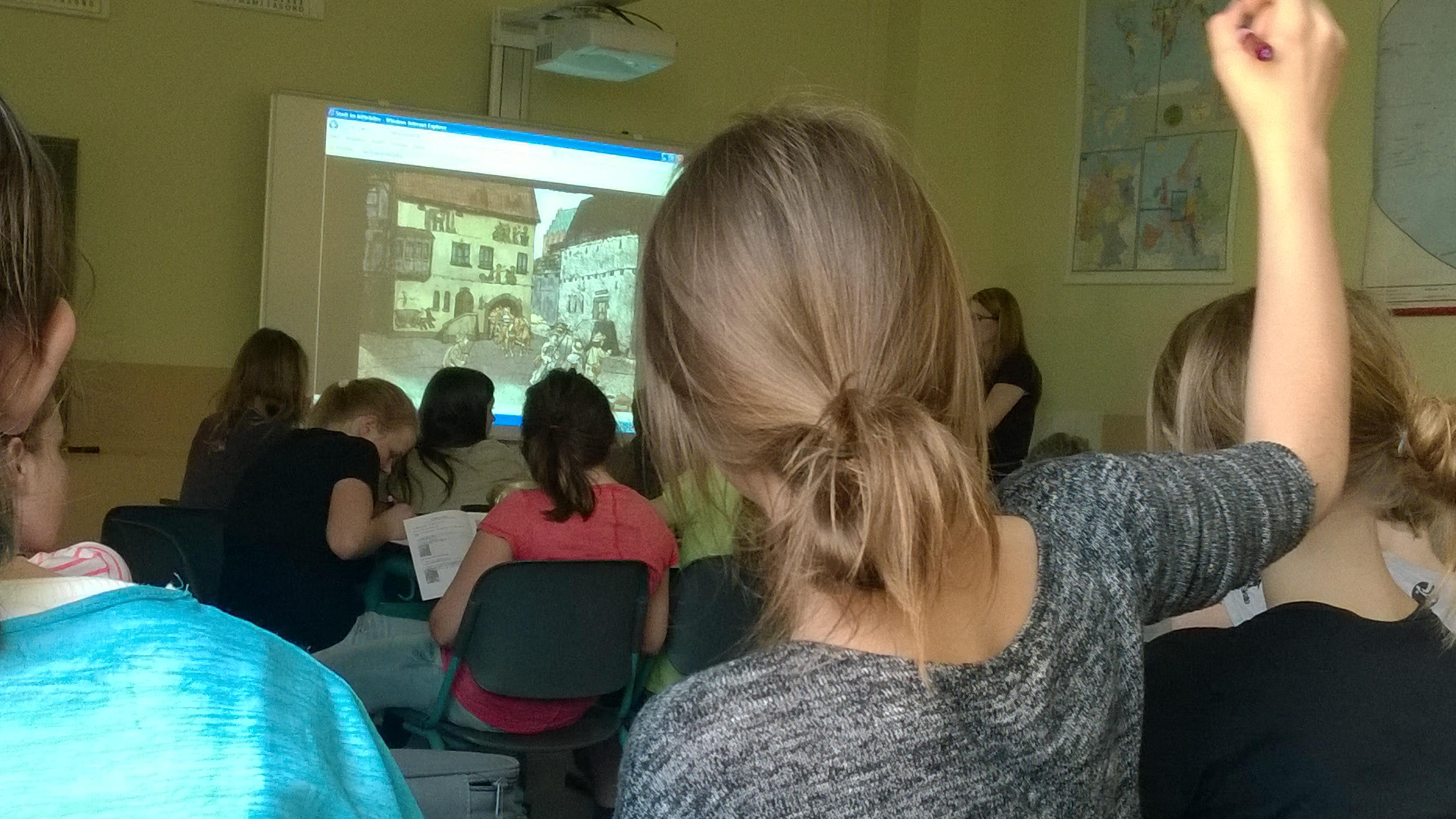 Www.Planet-Schule.De/Stadt-Im-Mittelalter
