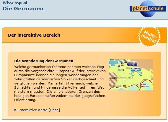 Germanische Stämme Karte.Was Uns Interessiert Völkerwanderung Der Germanischen Stämme